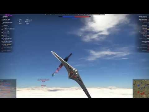 War Thunder Magyar módra.  German Jet Power ( Realistic flight -Huns- Bordas43)