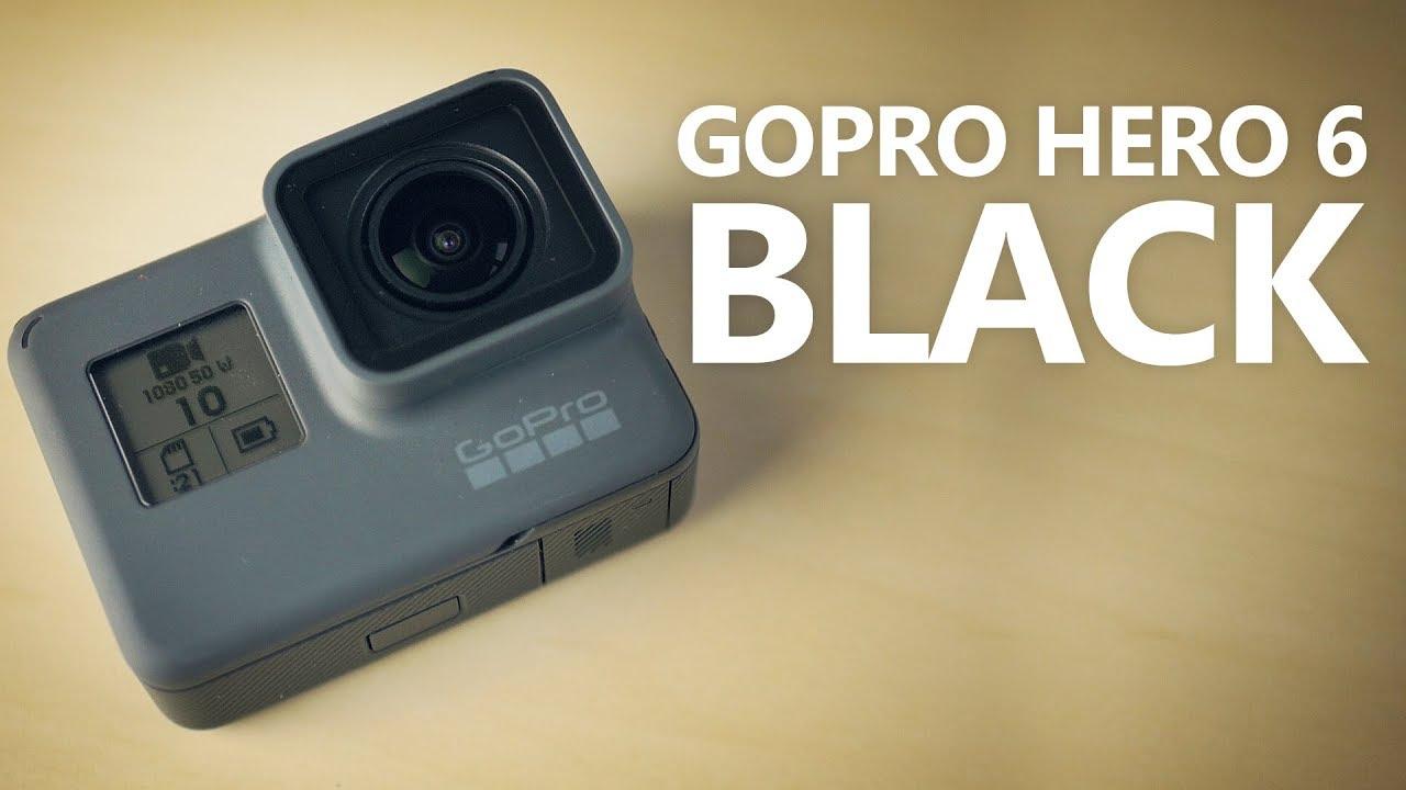 GoPro Hero 6 Black – Najlepsza Kamera Sportowa na Rynku? | Recenzja