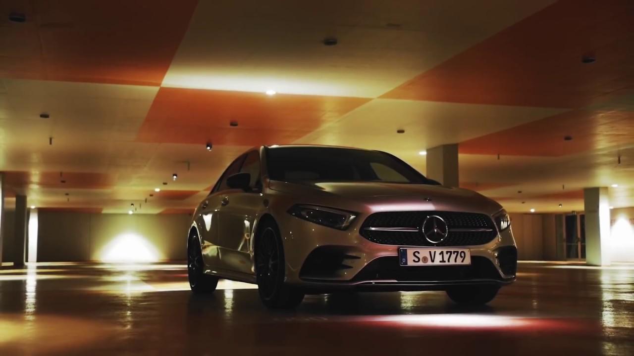 Mercedes Benz A Klasse Limousine 2018 Trailer Youtube