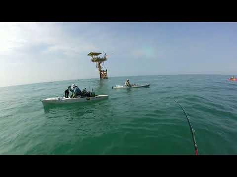 Bob Hall Pier Kayak Meet 2018