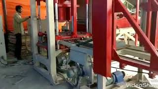 BRICK MAKING MACHINE IN INDIA