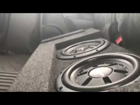 2016 Colorado Trail Boss (Subwoofer Setup/Bass Test) Dual ...