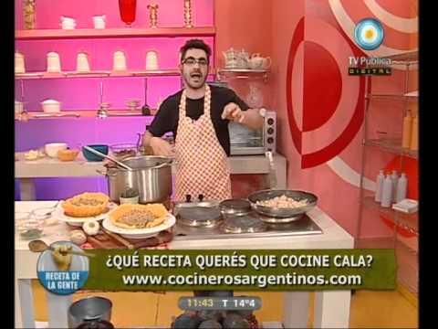 Cocineros waldorf de receta argentinos ensalada