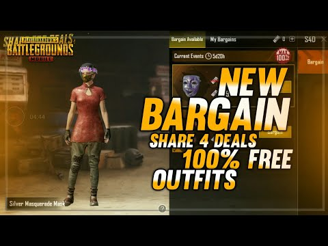 FREE OUTFIT 100% BARGAIN🔥|| Share For DEALS S4D || HydraBeast