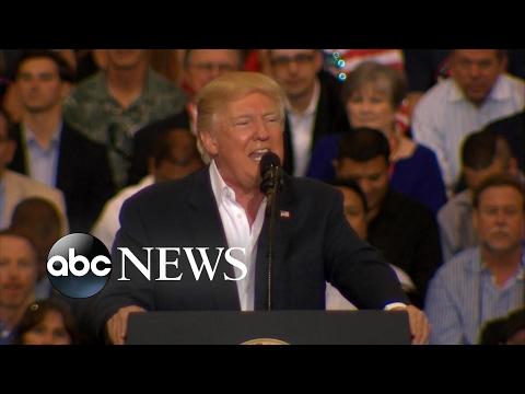 Trump Sweden comments sparks confusion, backlash