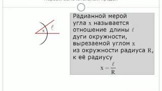Введение в математический анализ. Функция. Предел функции(Лекция по теме