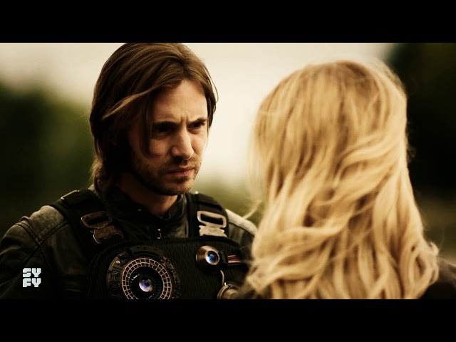 Cassie & Cole - 12 Monkeys || Not About Angels