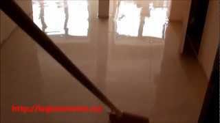 Наливной пол(Наливной пол в квартире своими руками. Выравниваем полы ровнителем. Описание процесса: http://legkovmeste.ru/stroitelstvo-i-..., 2013-02-11T20:59:28.000Z)