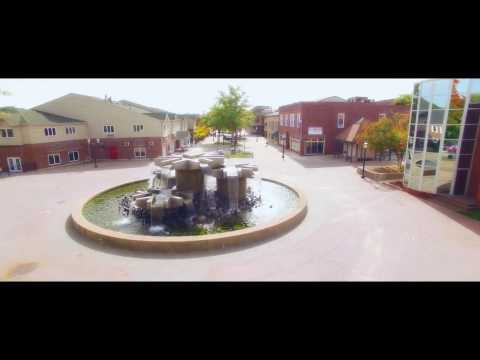 Cuyahoga Falls Ohio in 4K