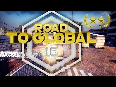[CSGO] | Road to global #16 - AUDIO?