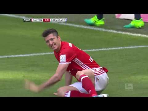 Samenvatting FC Bayern München - SV Darmstadt 98