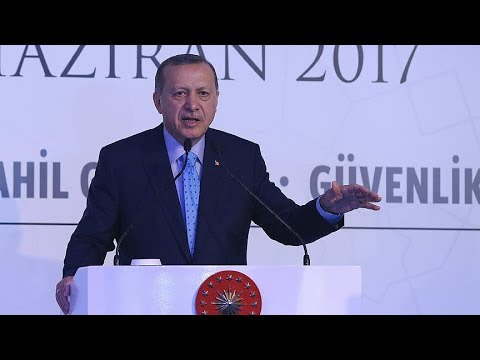 Cumhurbaşkanı Erdoğan: FETÖ davalarının günbegün raporlarını alıyorum