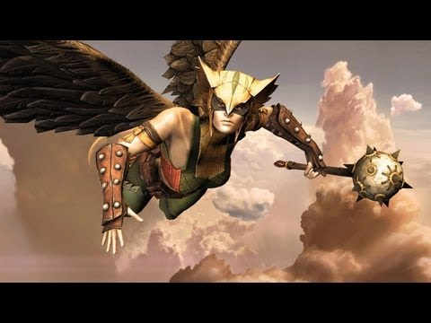 Injustice Gods Among Us - S.T.A.R LABS  Hawkgirl- ☆☆☆ COMPLETE