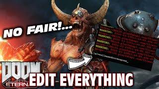 Doom Eternal Hidden Developer Console Cheat Commands Discovered!