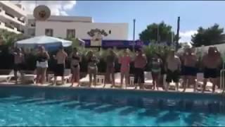 Jetbou Ibiza reunion 2018 #superman