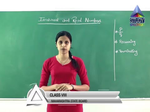 MSB 8  Irrational and real number Ep 1
