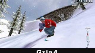 Grind - Boarder Zone / Supreme Snowboarding