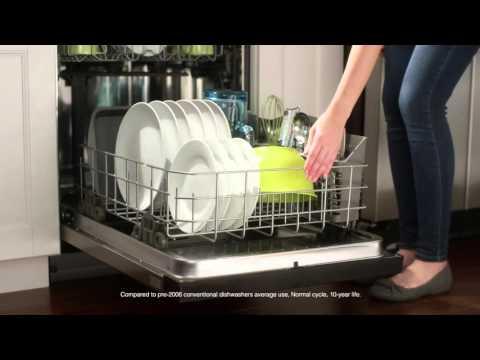 Amana Dishwashers׃ Triple Filter Wash System