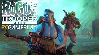 Rogue Trooper Redux Gameplay (PC HD)