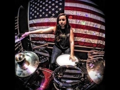 Shadow Moses - Bring Me the Horizon - Female Drum Cover by Kelsey LaPiano