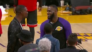 Toronto Raptors vs Los Angeles Lakers : November 4, 2018
