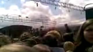 Видео Ретро Поезд В Котельниково(Видео снимал Максим Шпигунов., 2015-04-22T10:57:33.000Z)