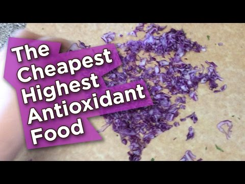 The Cheapest Highest Antioxidant Food   VLOG #108   What I Ate Today   Nutritarian   Vegan