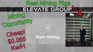 Elevate Group Mining Opportunity! | Don't Miss OUT!