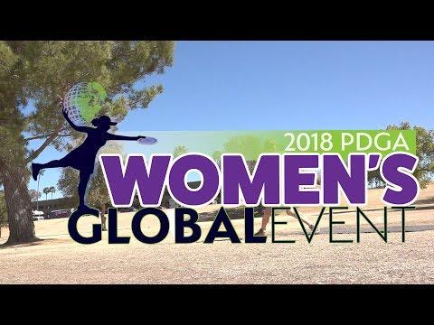 2018 PDGA Women's Global Event Promo Video
