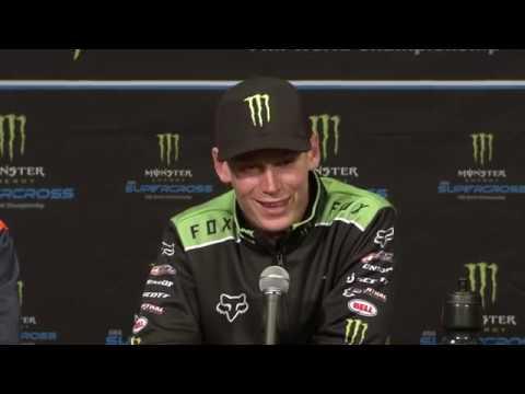 250SX Post Race Press Conference - Glendale - Race Day LIVE 2019