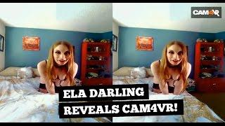 Ela Darling's CAM4VR Virtual Reality Demo!