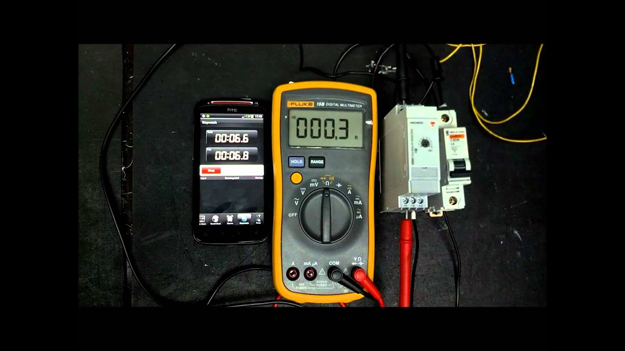 Testing Off Delay Timer Youtube Wiring Diagram For A
