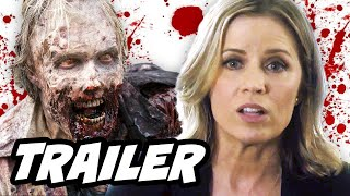 Fear The Walking Dead Trailer Breakdown and Behind The Scenes