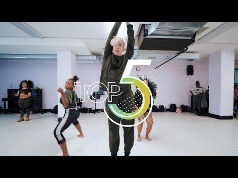 Dua Lipa - New Rules | Anthony Burrell's Picks - Best Dance Videos