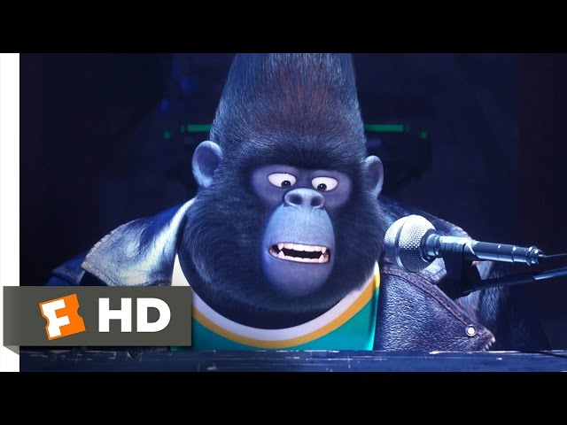 Sing (2016) - Johnny's Still Standing Scene