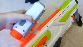 Toy review Nerf gun 2