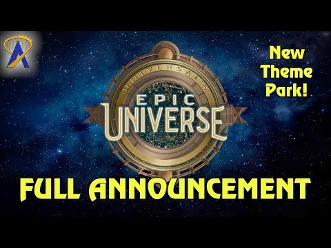 PM Orlando - Universal's Epic Announcement - Podcast 8-1-19