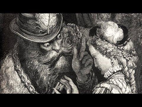 Barba Azul: Un cuento de terror adulto.