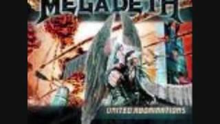 Megadeth & Cristina Scabbia- A tout le monde