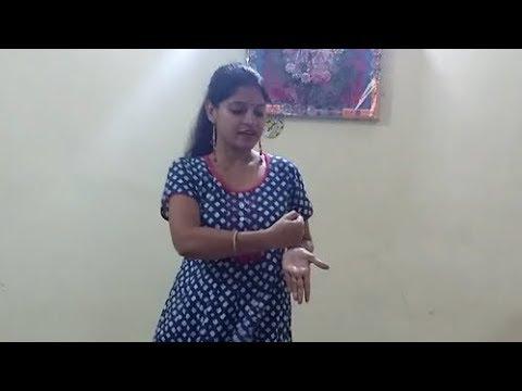 Mehndi rachan lagi:Aayi shubh ghadi aayi:Marwadi song:Dance performance:Simple steps:Easy to learn