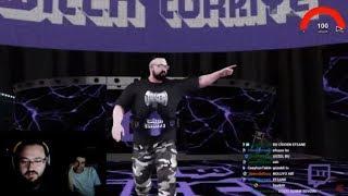 Jahrein WWE Twitch Türkiye İzliyor