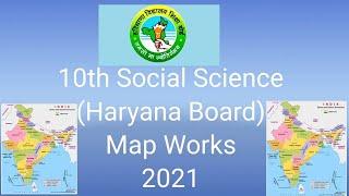 Haryana Board 10th Social Science  Revision 2019