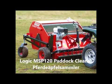 Paddock Cleaner kehrmaschine für Abäppeln pferdeäpfel und Alpaka mist