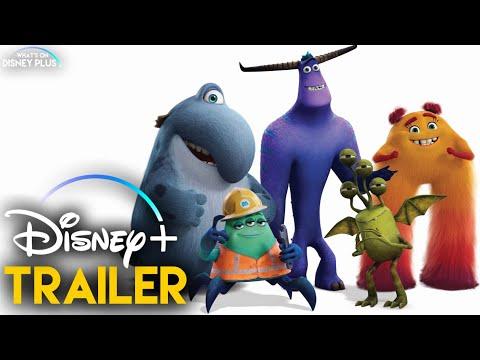 Monsters At Work | Disney+ Teaser Trailer
