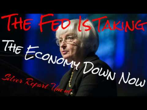 The Fed Is Triggering Economic Collapse Now! Auto Sales Red Flag