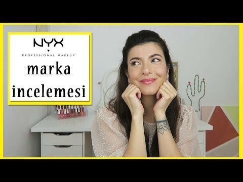 NYX Cosmetics Marka İncelemesi - Ne Almalı?