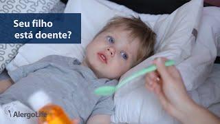 Telemedicina AlergoLife - Consulta médica sem sair de casa