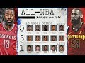 You Have 15 Points To Build Your Perfect All NBA Team