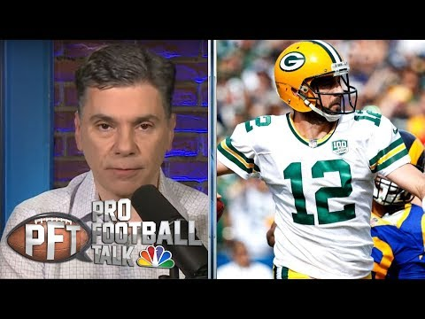 Brett Favre: Let Aaron Rodgers 'play His Game' | Pro Football Talk | NBC Sports