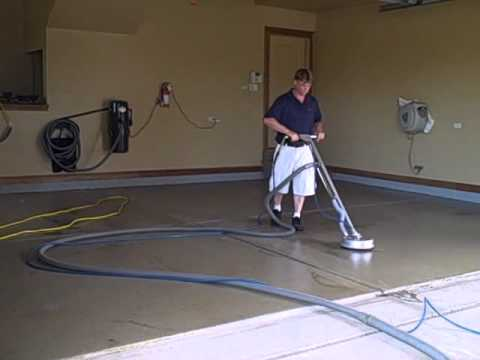 Call Norms Carpet Cleaning 630 232 4445 Garage Floor